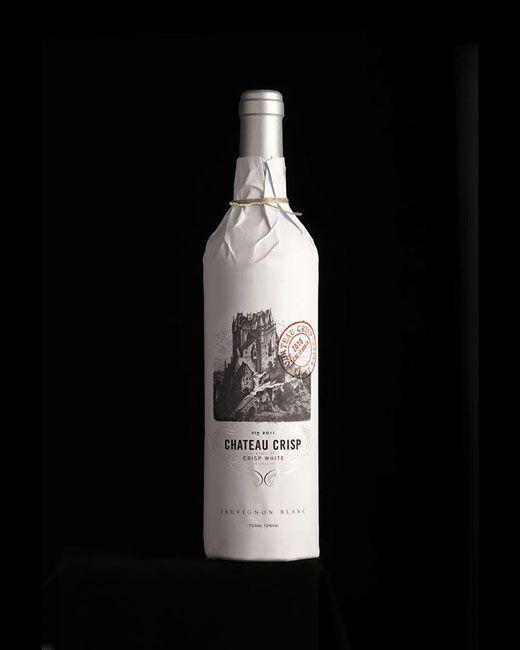 Wine bottle designs by Stranger & Stranger