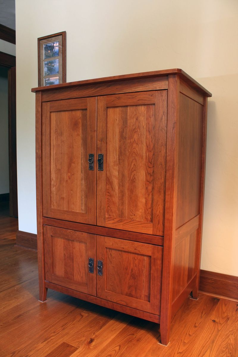 Armoire Or Media Cabinet Good For Hiding The Tv