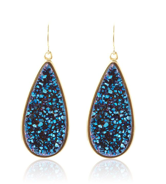 Adrienne Maloof's earrings
