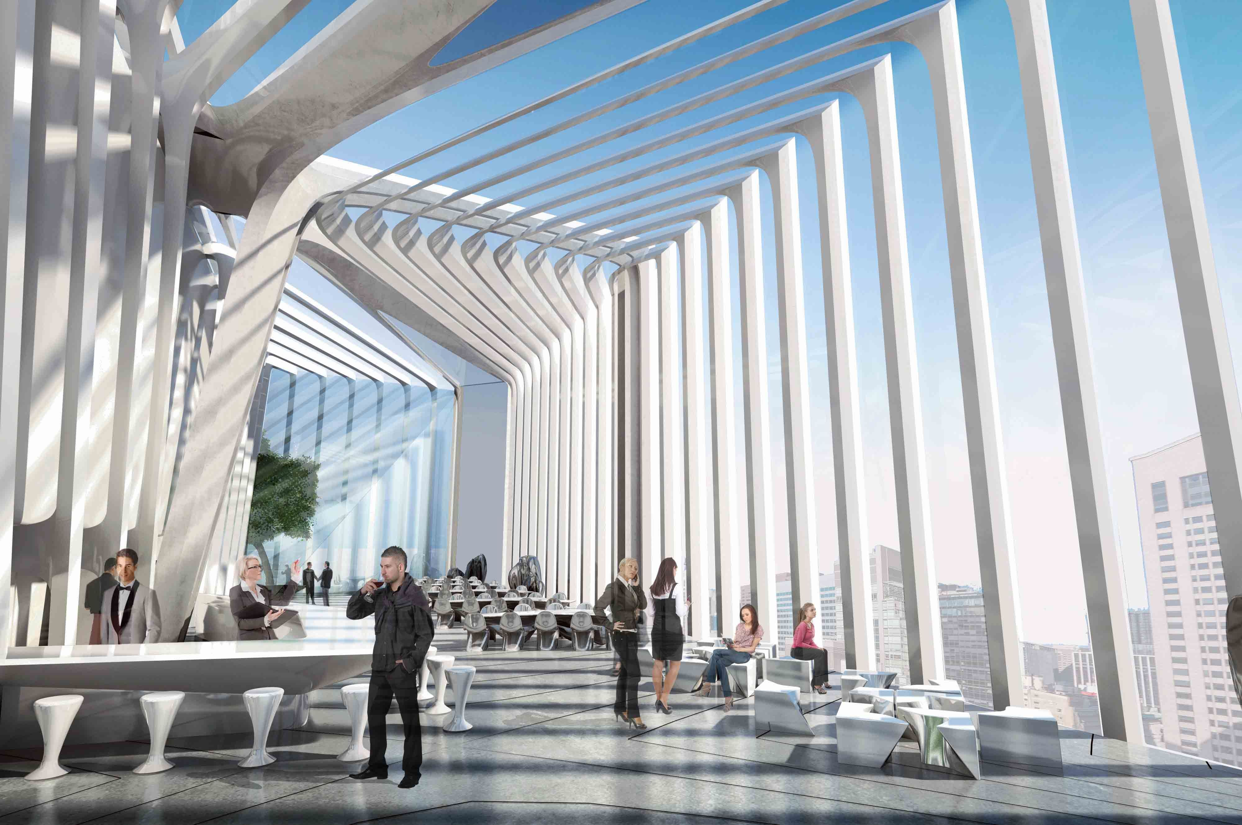 Sky lobby google search sky lobby cafe pinterest for Park avenue designs