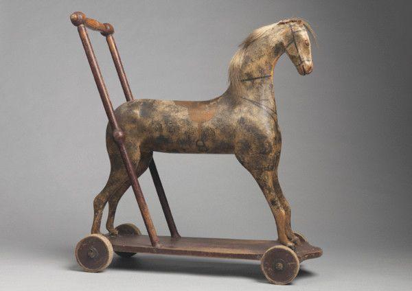 Folk Art Archive Robert Young Antiques Antique Folk Art Antique Rocking Horse Rocking Horse Toy