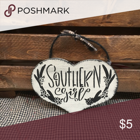 Jesus Saved Southern Raised Southern sign girls sign  |Southern Girl Signs