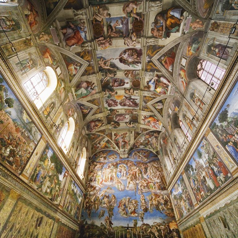 virtual tour vatican sistine chapel