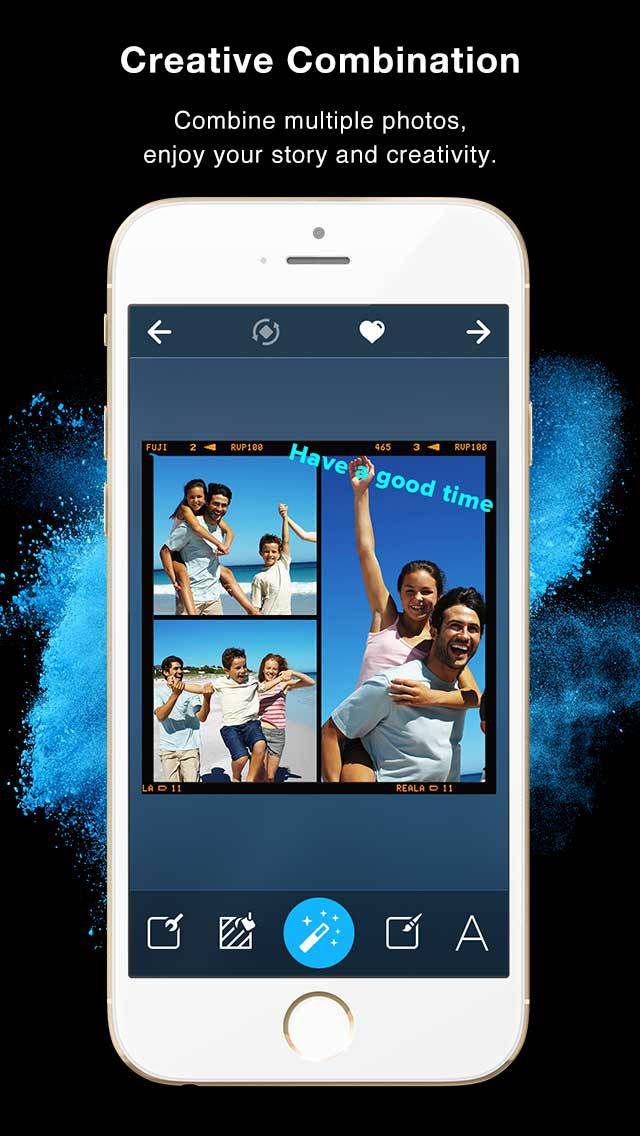 Framatic Pro Magic Photo Collage and Pic Frame Stitch