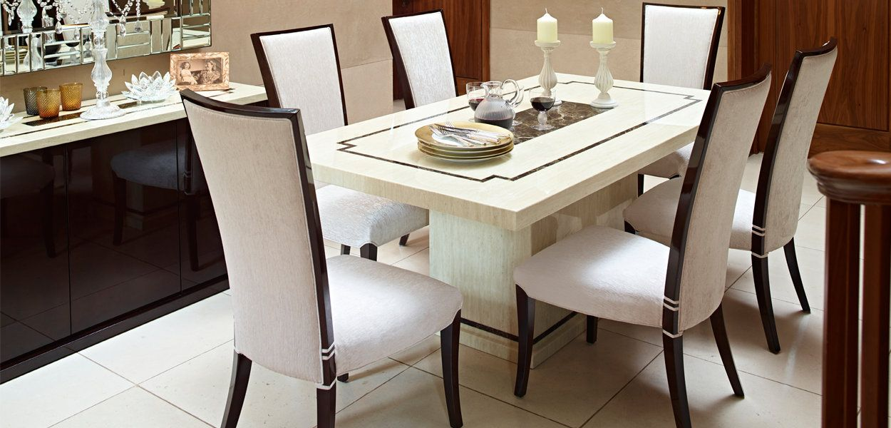 sparta dining table from Harveys for Kitchen