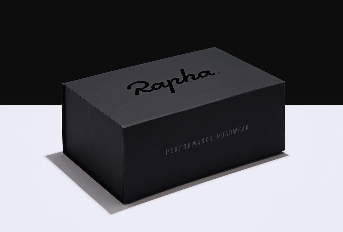 ea866e285b2 Progress Packaging Rapha Cycling Helmet Custom Box