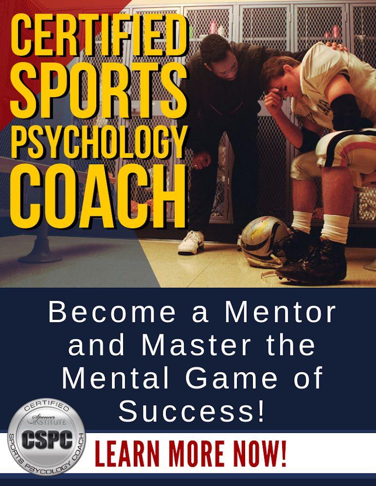 Sports Psychology Coach Certification Life Coach