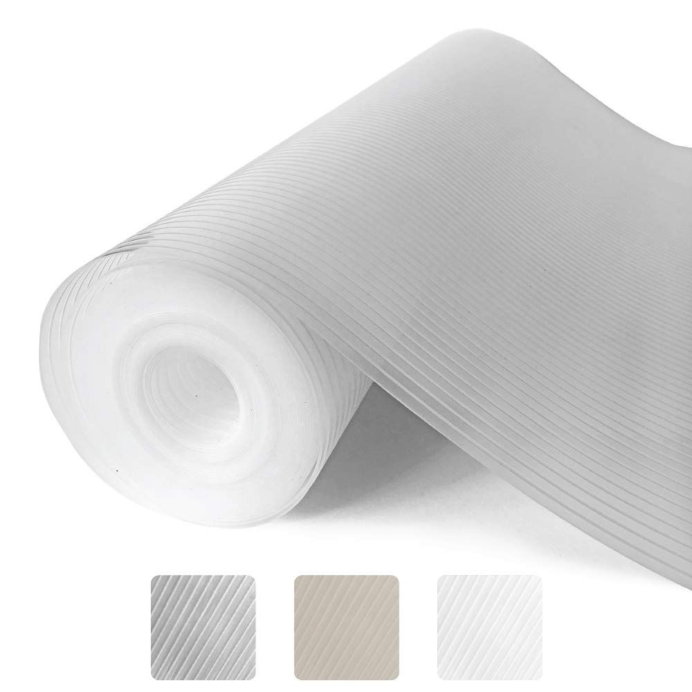 Gorilla Grip Ribbed Top Drawer A Drawer And Shelf Liners Kitchen Cabinet Liners Shelf Liner