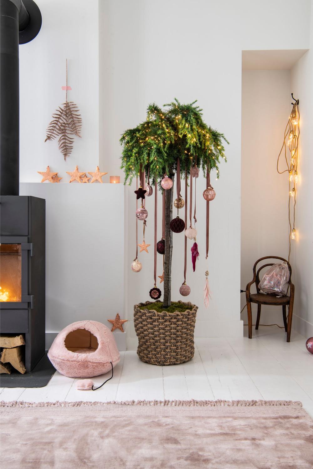 Intratuin kersttrends 2019: dit zijn de 4 nieuwe thema's #kerstboomversieringen2019