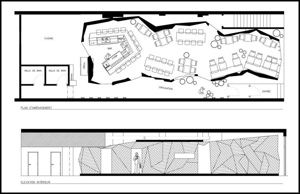 Interesting Bar Design Plan Images - Simple Design Home - levitra-9.us
