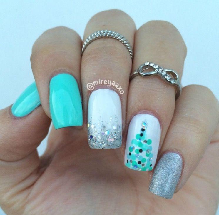Pin de Shantel Saville en Nails | Pinterest