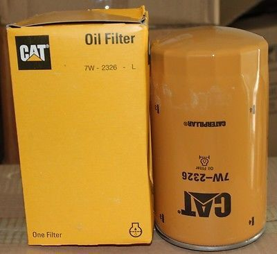 7W-2326 - CAT Engine Oil Filter | Products | Cat engines, Oil filter