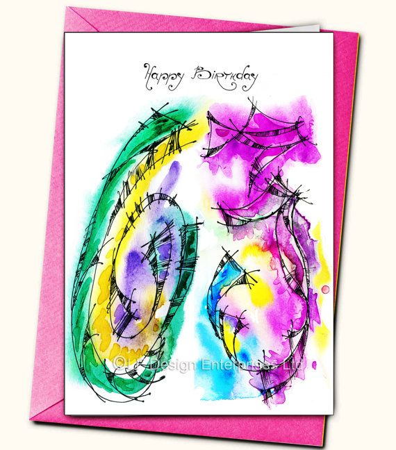 63rd Extra Large Birthday Greeting Card A48x 11