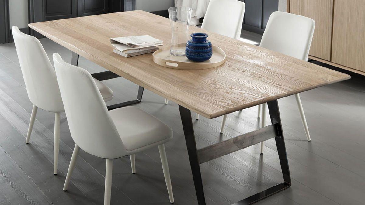 Tavolo Altacorte ~ Alta corte moderna blagovaonica pravokutni drveni stol trpezat