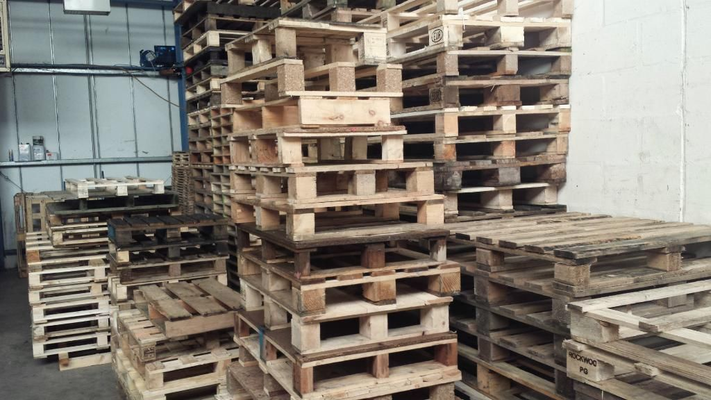 Used Wooden Pallets for Sale, Various Sizes on Gumtree. We ...