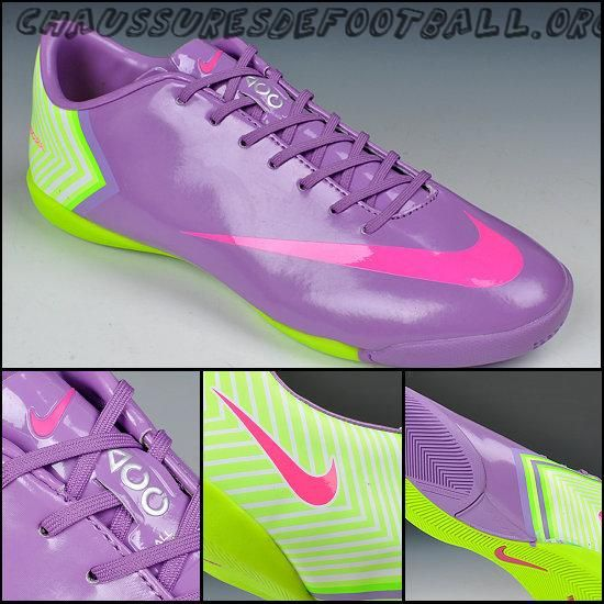 91271f272 ... reduced nike mercurial vapor 10 tf purple pink green cristiano ronaldo  soccer boots latest now db02f