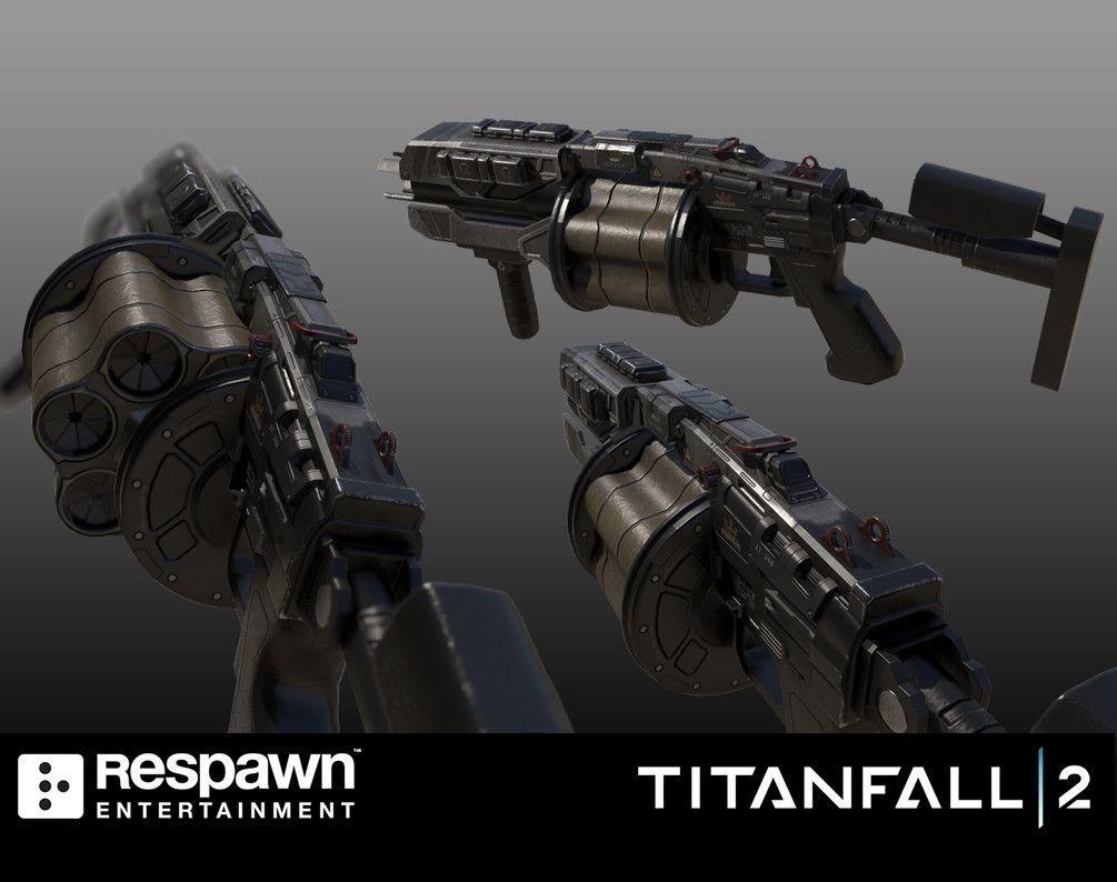 titanfall weapons minecraft mod - 1005×668