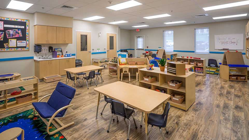 Bruce Flooring Daycare Design Day Care Center Childcare Child Centre Interior