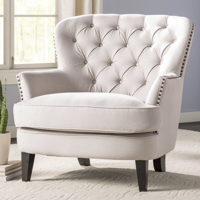 Parmelee Armchair Accent Chairs For Living Room Wayfair Living