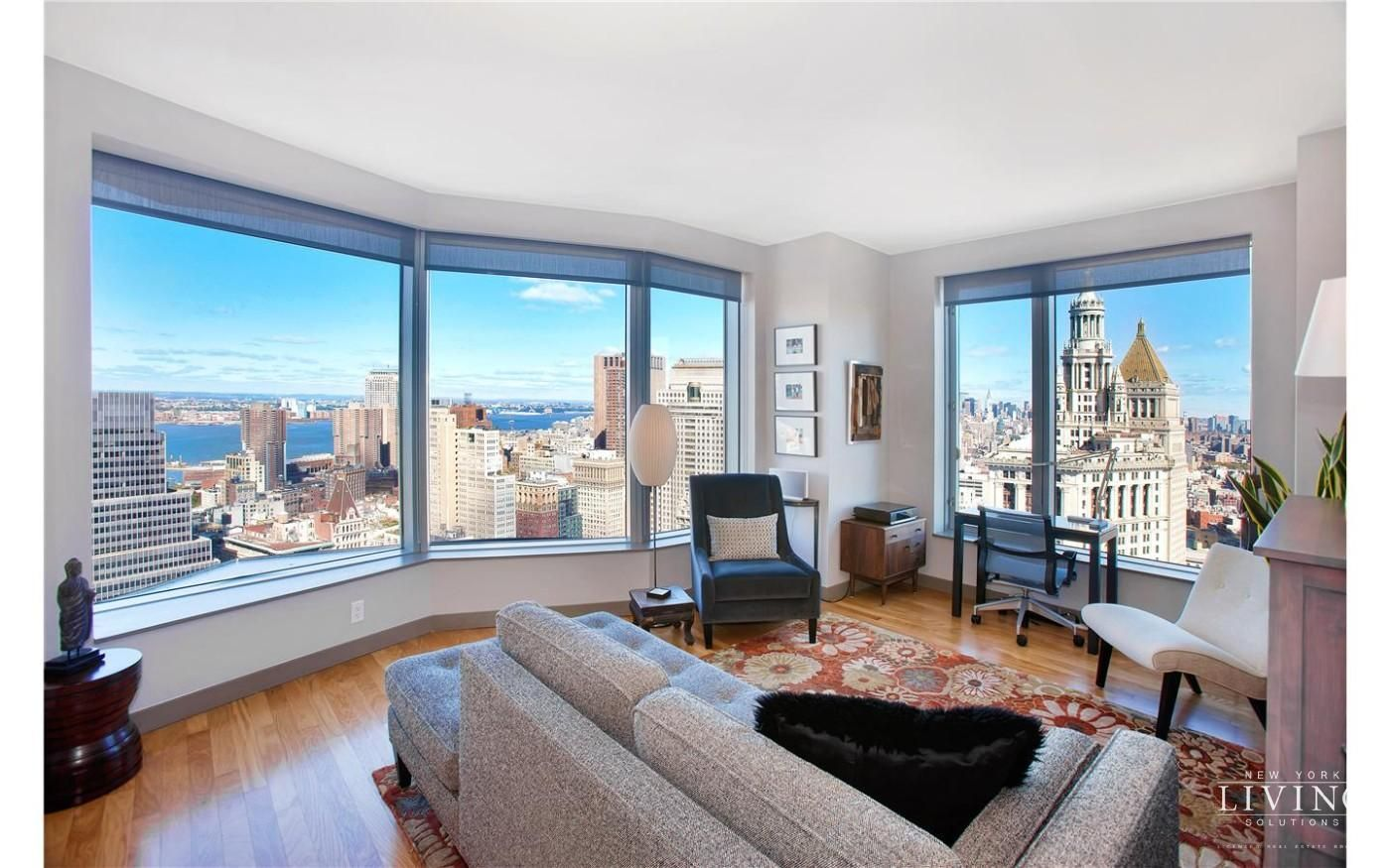 3 Bedrooms Bathrooms Apartment For Rent In Financial District