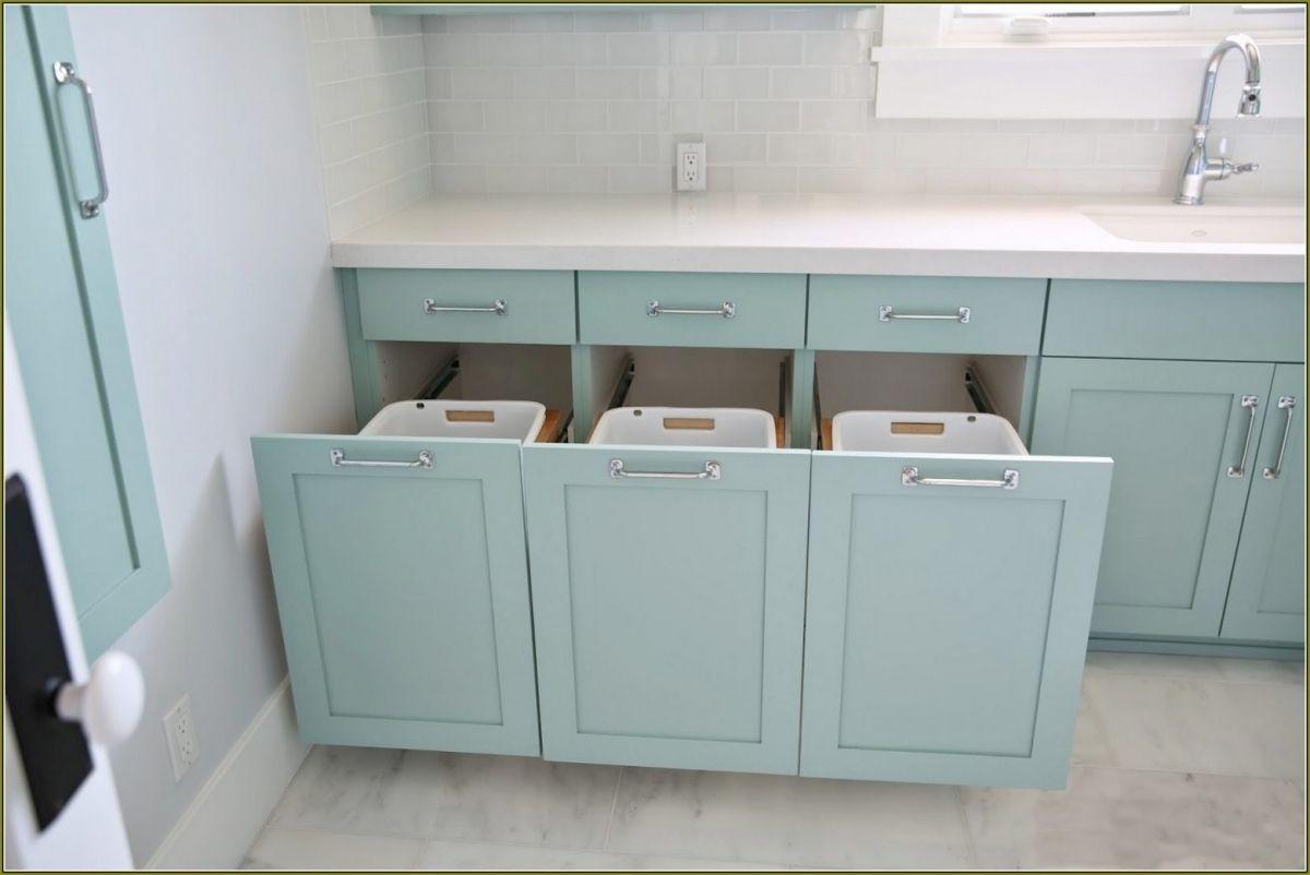 Bathroom Hamper Cabinet Veterinariancolleges For Elegant Bathroom