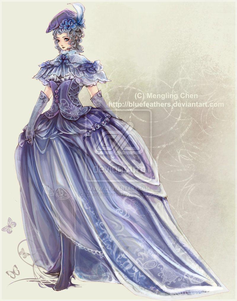 Pirate lady by bluefeathers.deviantart.com on @deviantART