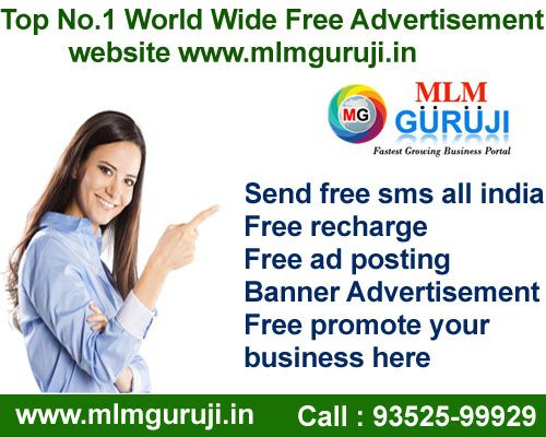 Indian MLM Classifieds, Post free MLM classified ads and promote ...