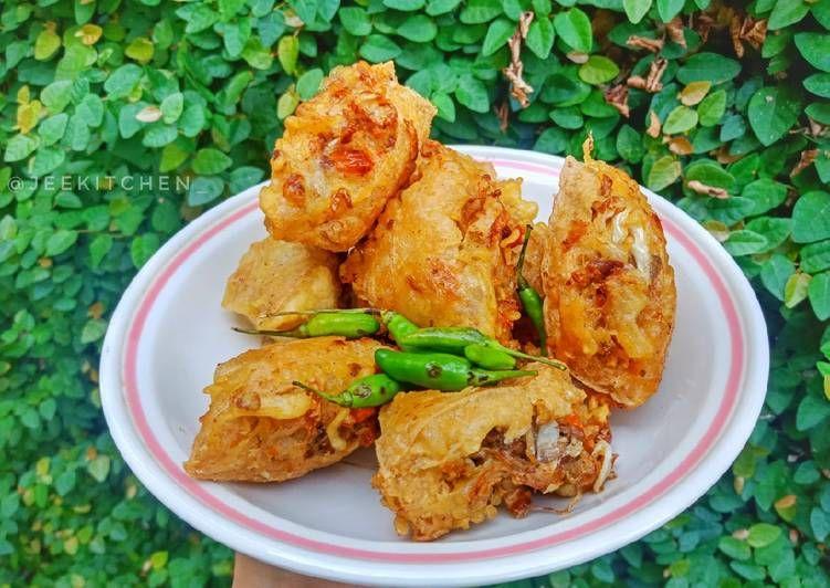 Gehu Daging Jeletot Tahu Isi Daging Pedas Ide Resep Setiap Hari Resep Di 2020 Resep Daging Resep Tahu