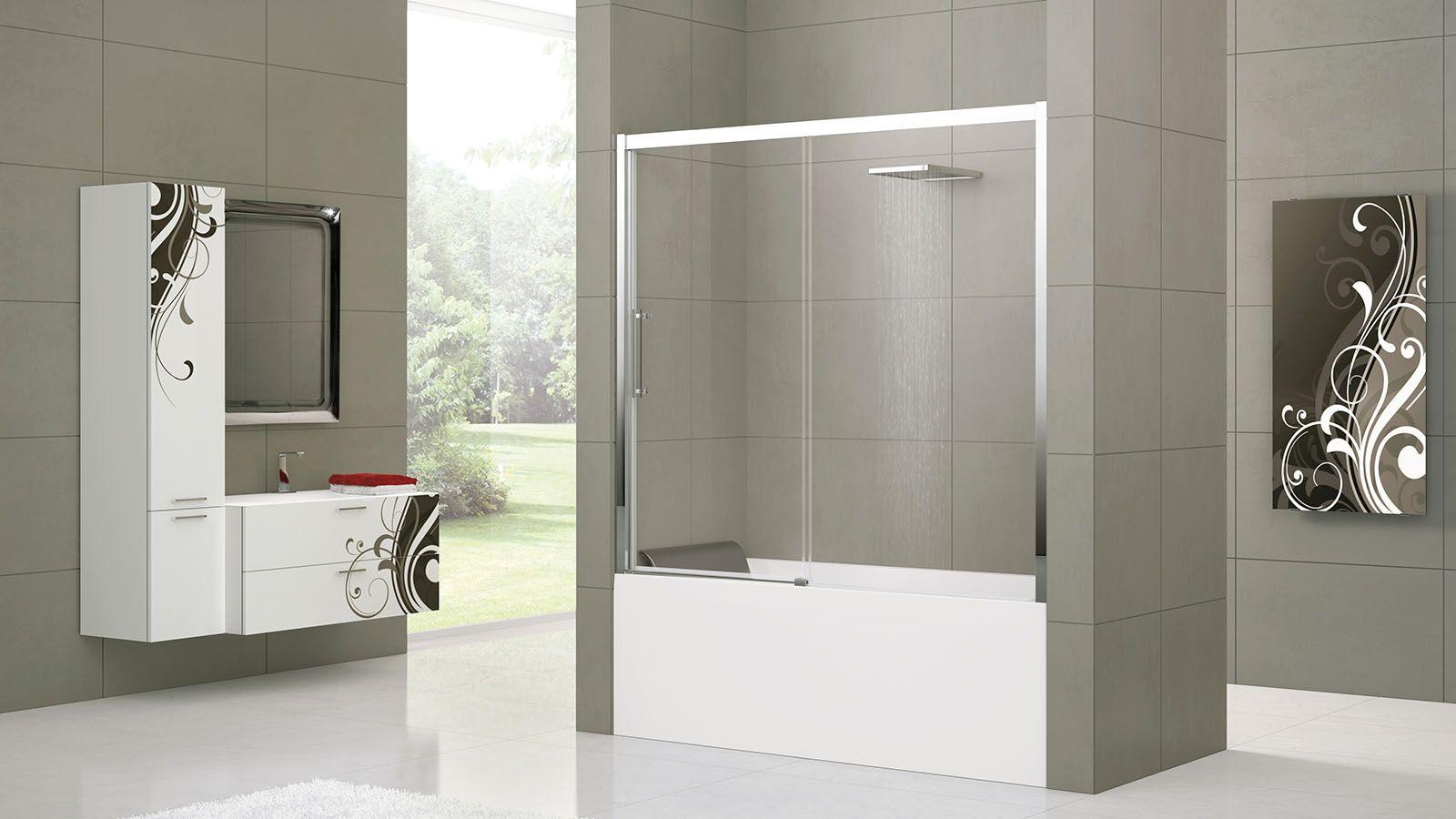 Box doccia e vasca in un'unica soluzione, pratica e