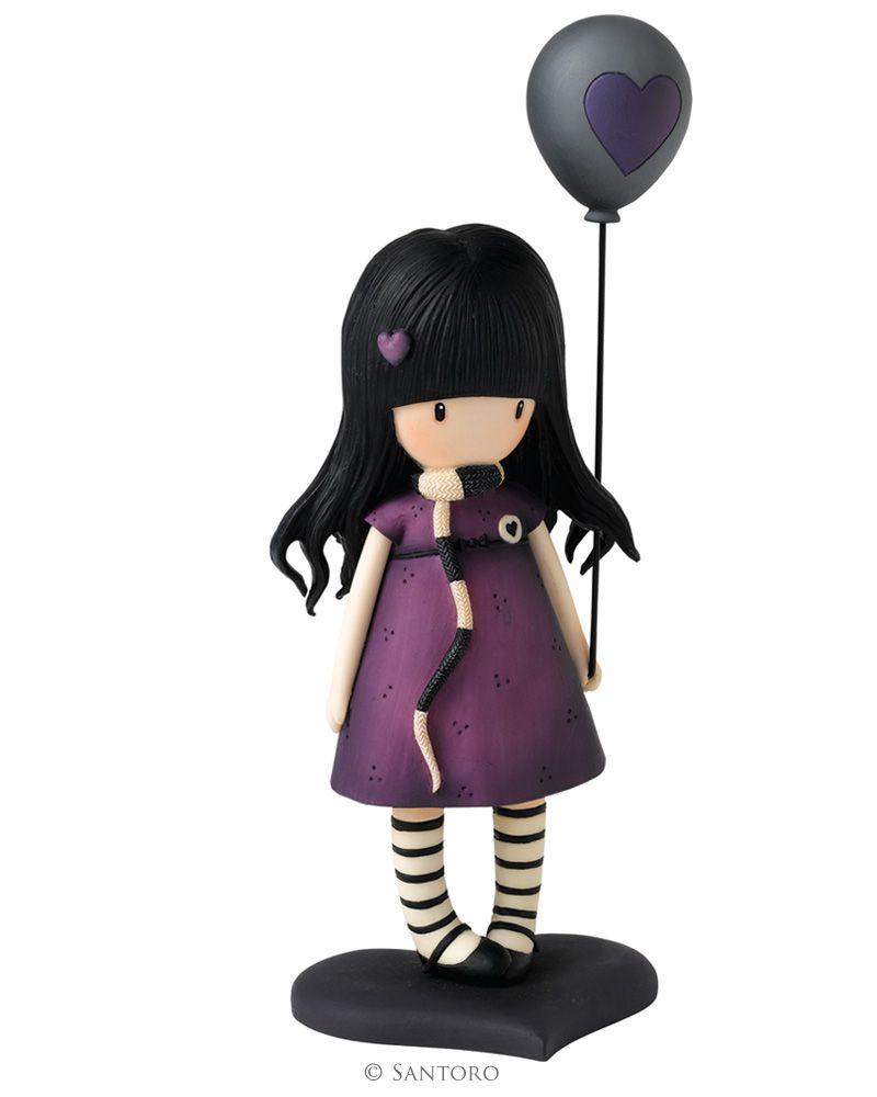 Gorjuss Figurine Gorjuss Figurines Polymer Clay Dolls