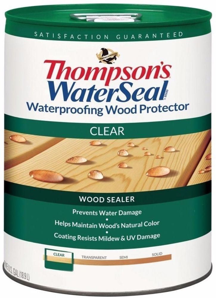 Waterproofing Wood Sealer Ultimate Outdoor Protection Crystal Clear Finish Paint Acrylicpaint Watersealer Waterproofer Woodprotector Exteriorstain