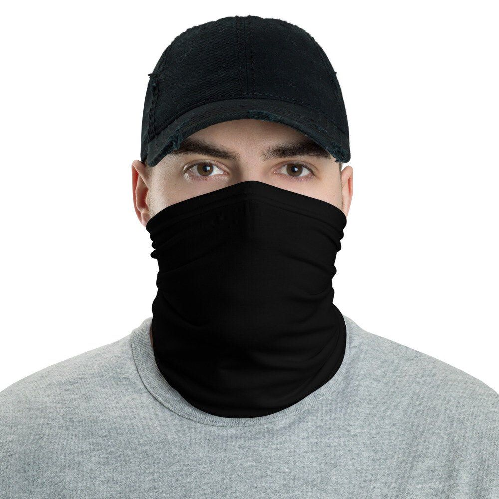 Excited to share this item from my #etsy shop: Neck Gaiter, face mask, mask  with filter pocket,mask washable,mask made in usa, neck warmer, mens face  mask #mens…