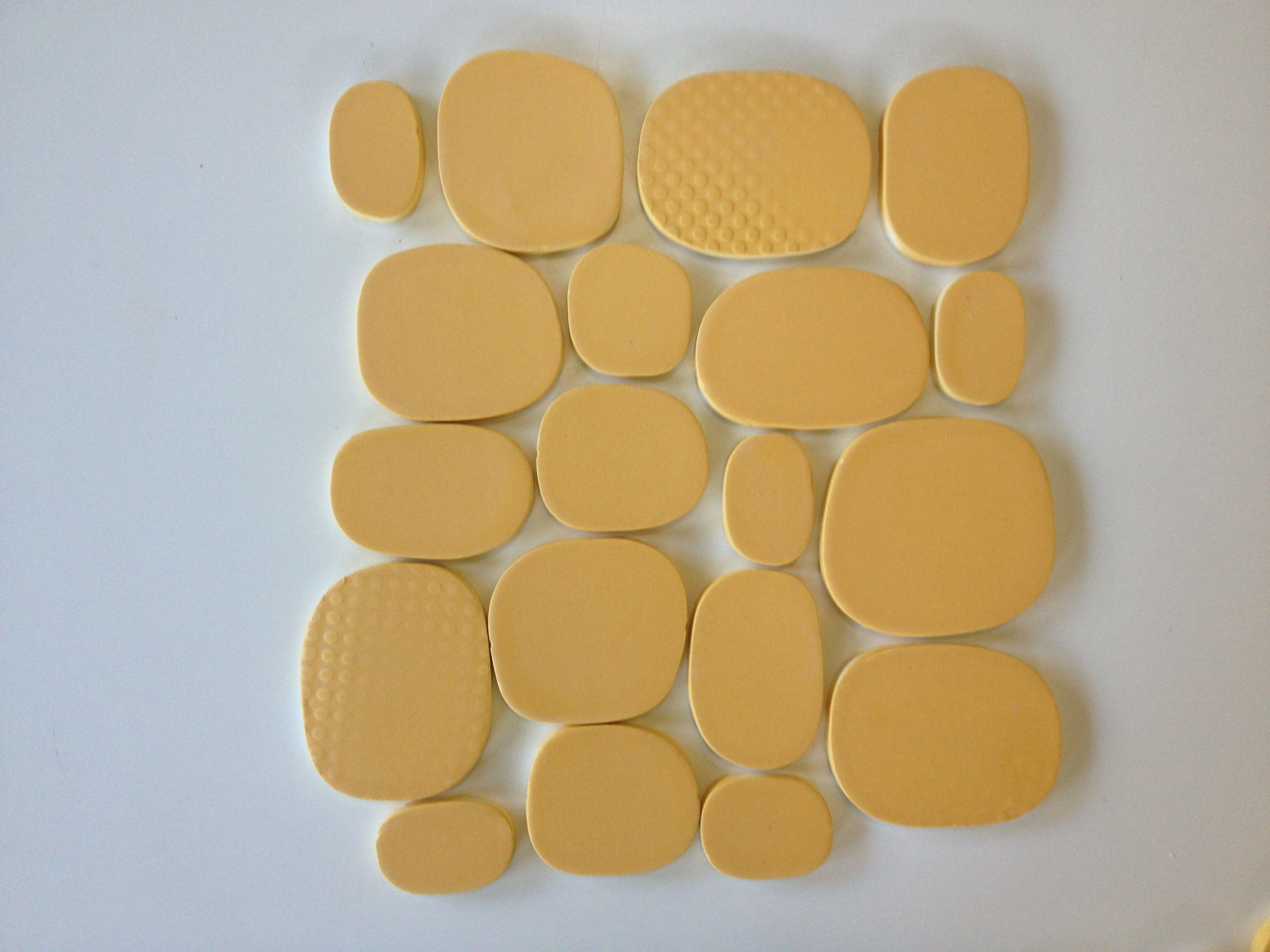 Sample of Rex Ray Studio Ceramic Tile Rox -