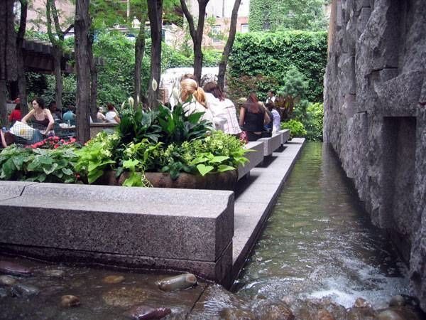 How To Bring Out The Best Of A Small Site Greenacre Park Water Features In The Garden Outdoor Gardens Landscape Design
