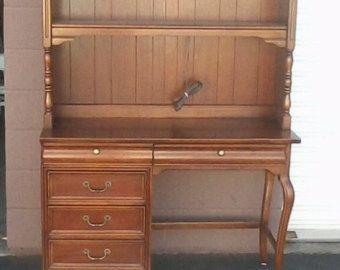 Bon Vintage French Provincial Desk By Lexington Chez Michelle
