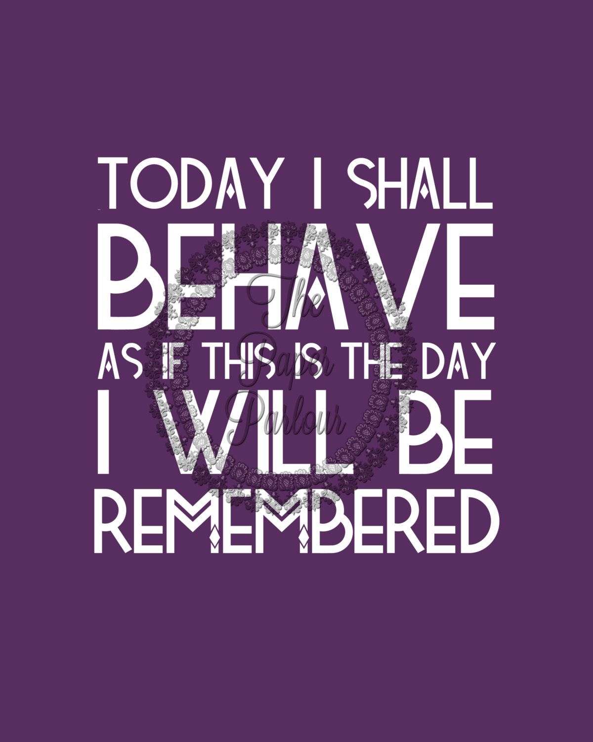 Dr Suess She Behaves As If Everyday Is The Day She Will Be Remebered Always Kind Keep Her Safe Behave Quotes Dr Suess Quotes Quotes