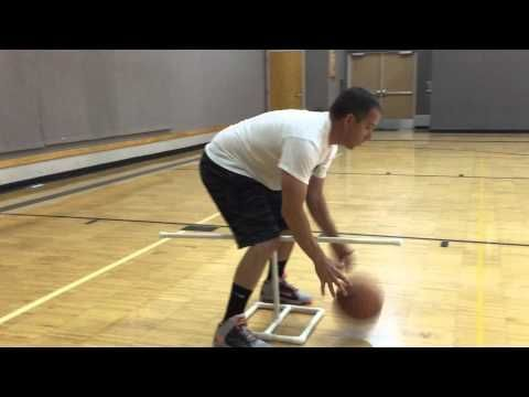 The Dribble Defender  Behind to Front Continuous Dribble Drill  Episode 10  YouTube