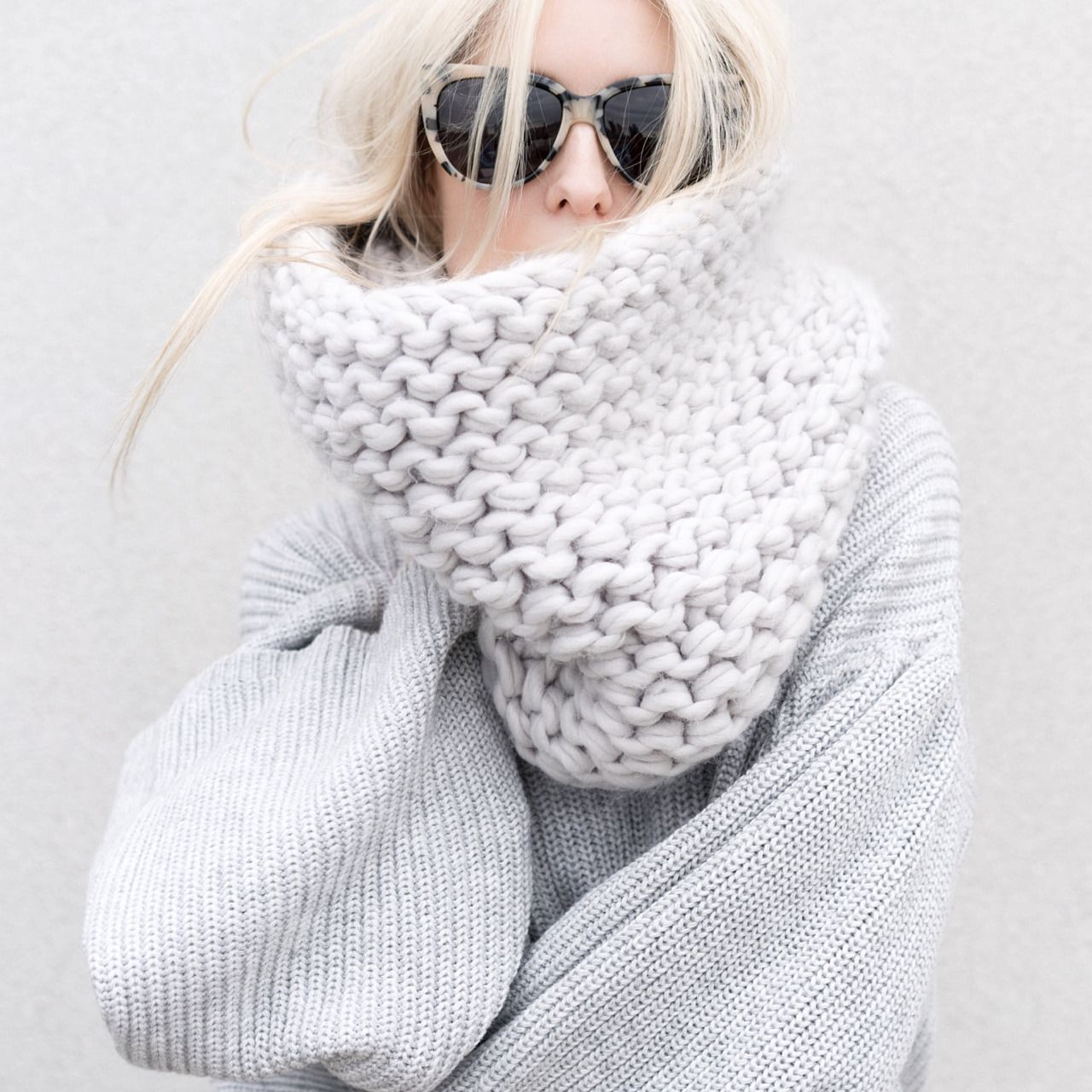 Snood Inspiration. @woolandthegang | Moda | Pinterest | Tejido, Lana ...