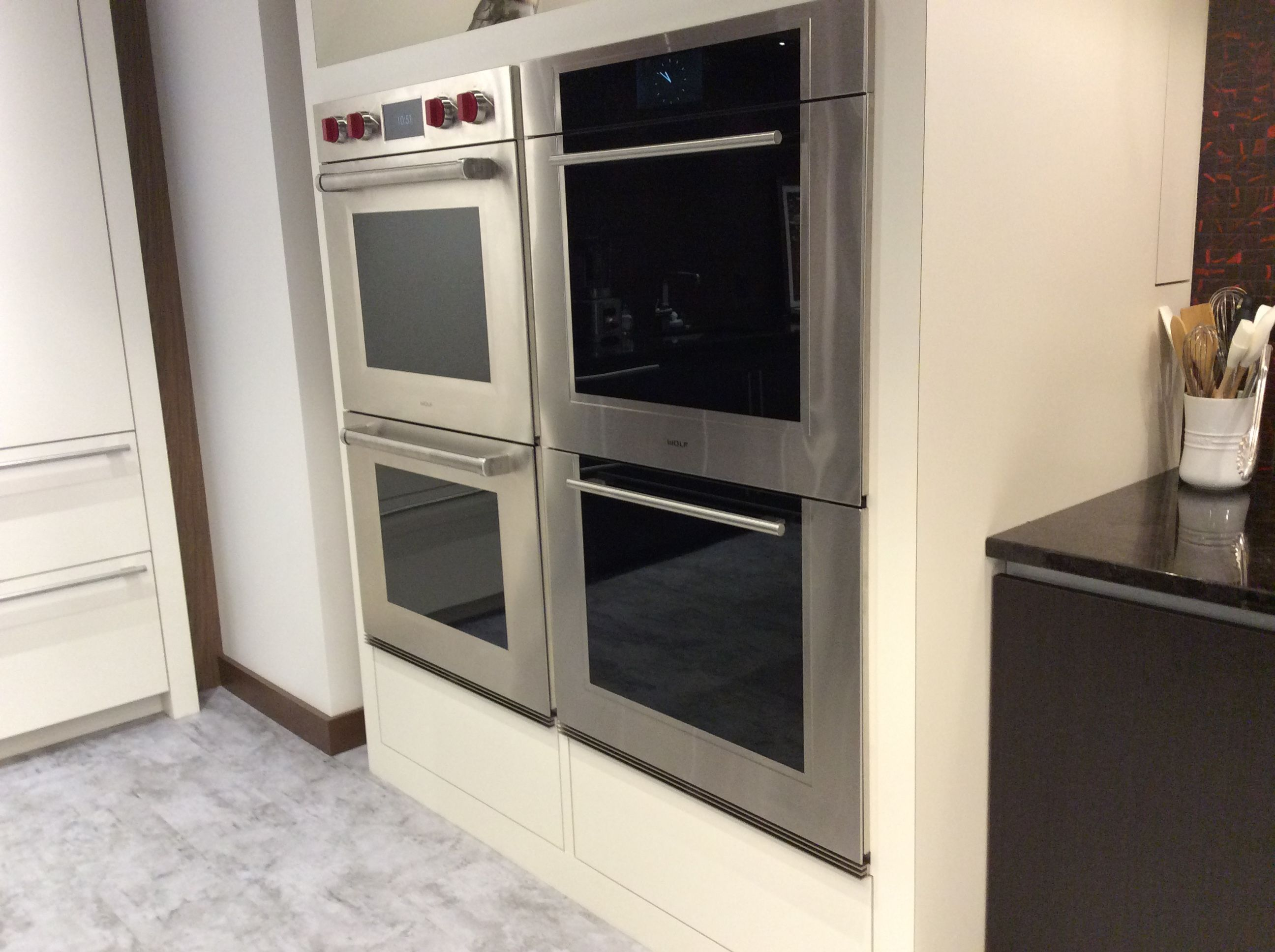 Pin By Sarah Yager On Wolf Subzero Double Wall Oven Wall Oven Home
