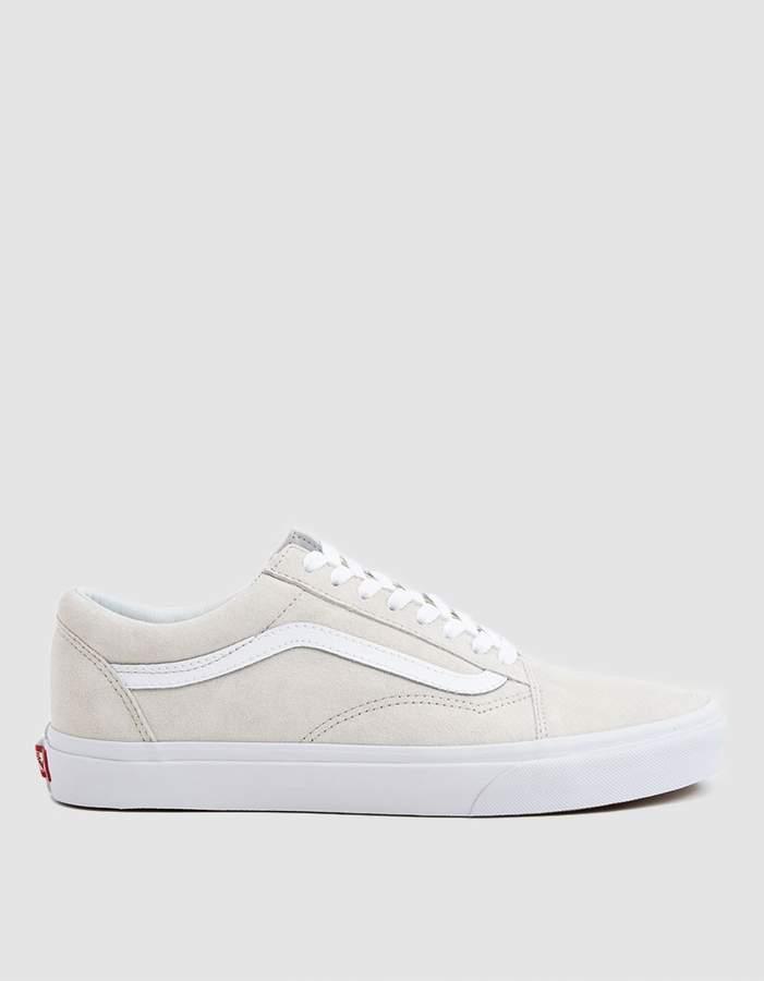 Vans Suede Old Skool Sneaker in