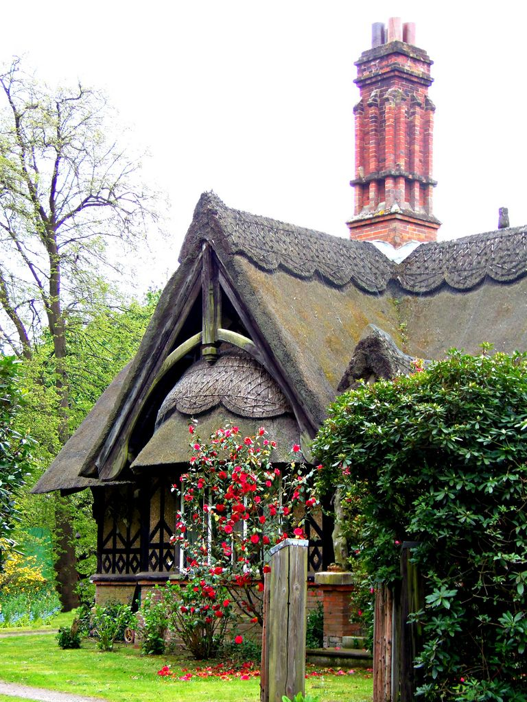 Fairy Tale Cottage Near Orford Suffolk England
