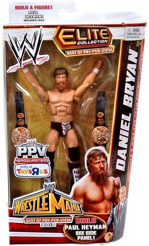 WWE Create-a-Superstar wrestlers Figure Play Toy Ideal Gift For Little Wrestlers