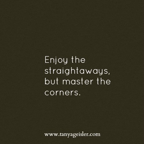 Turning Corners The Journey Quotes Journey Quotes