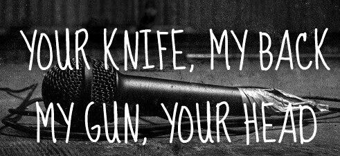 Pin By Jasmine Yolo On Where Is My Mind Asking Alexandria Lyrics