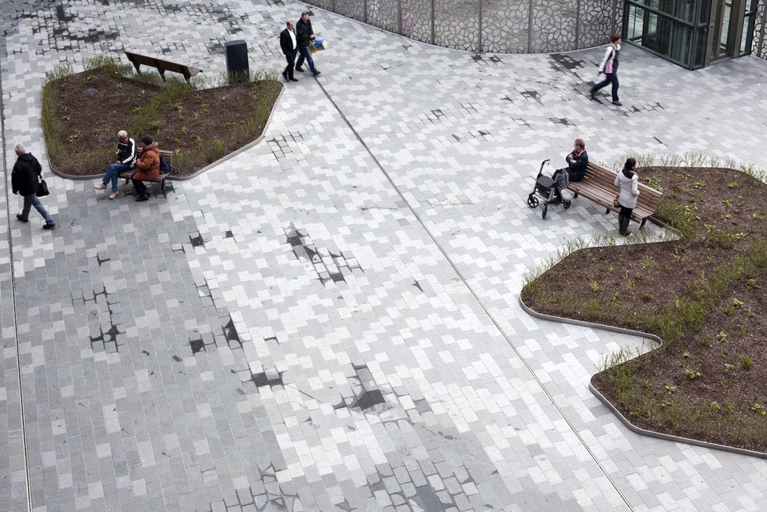 Landscape architecture: bureau b b stedebouw en
