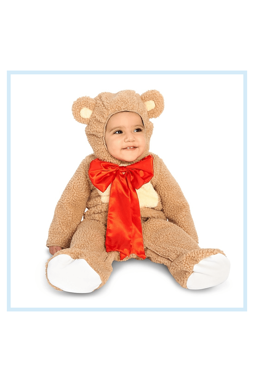 Teddy Bear Size 6-12M Infant Halloween Costume Multi
