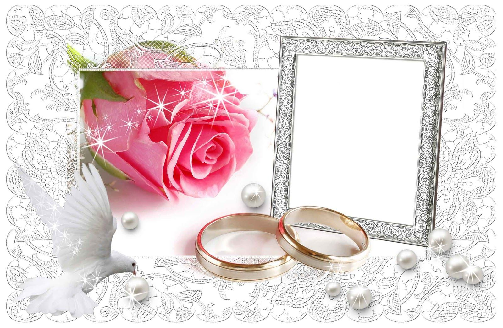 31 awesome wedding frames png free download