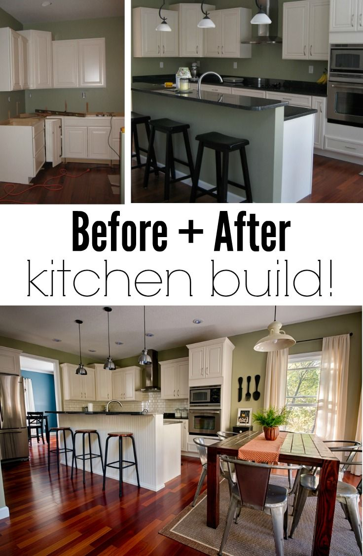 Then and now kitchen diy home decor ideas home decor - Diy bathroom remodel before and after ...