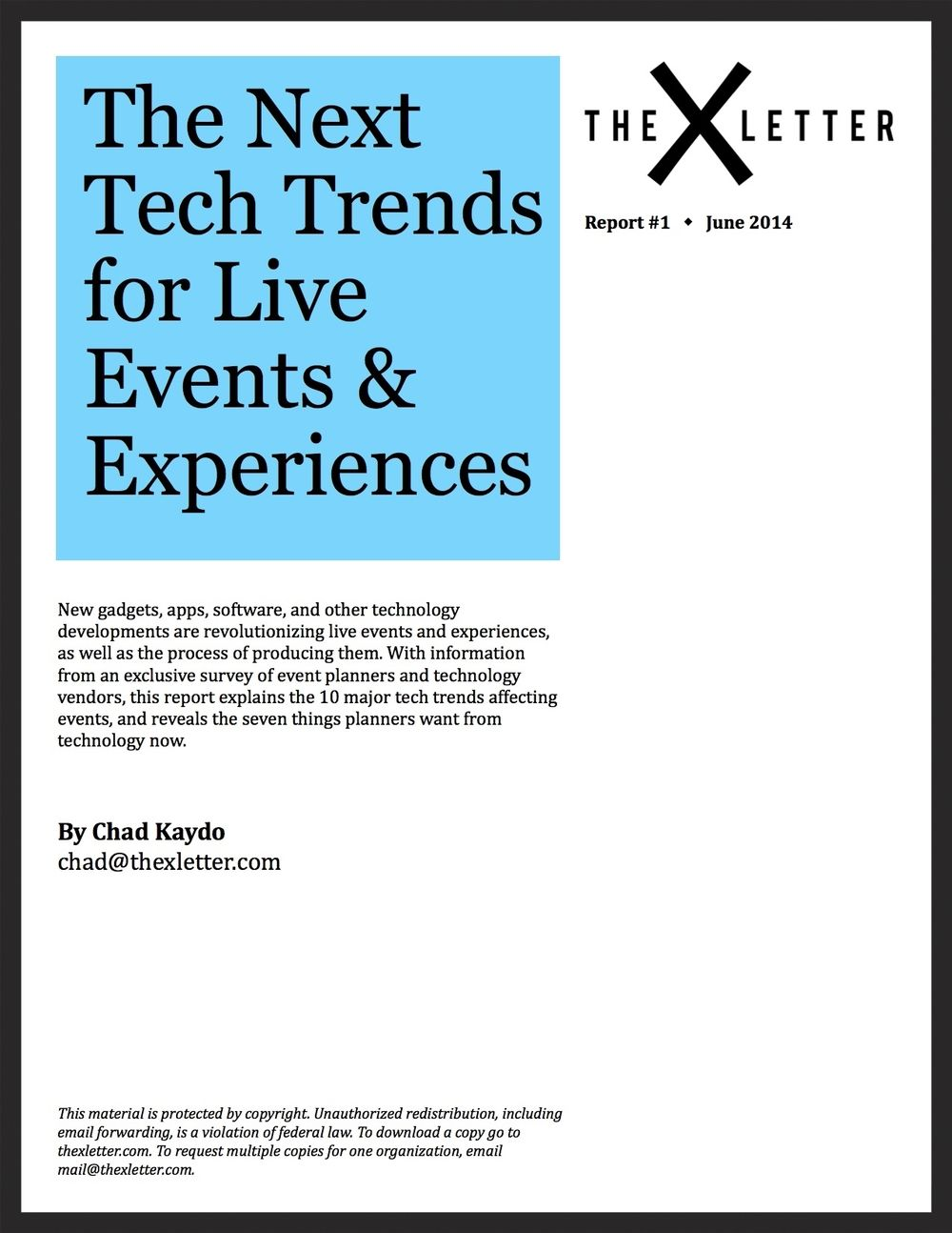 7 Things Event Planners Want From Technology Event tech