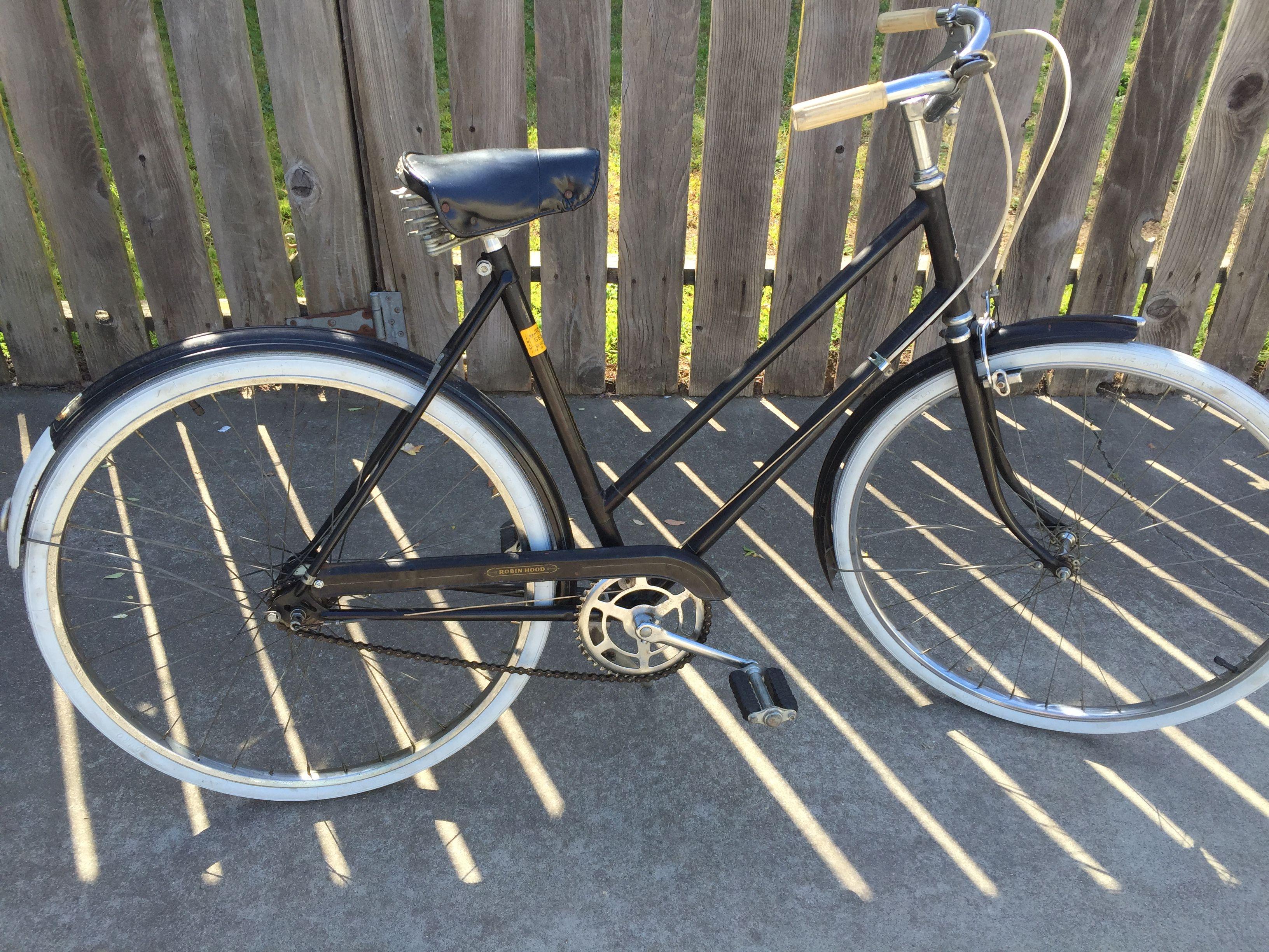 1965 Raleigh Robin Hood Raleigh Bikes Vintage Bicycles Vintage Bikes